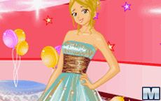 Prom Girl Dress Up