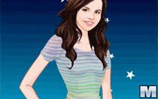 Selena Gomez Make-oover