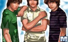 Jonas Brothers Dress Up