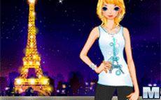 Visiting Paris Dress Up