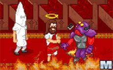 Jesus The Arcade Game