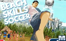 Hero Beach Skills Soccer