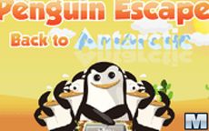 Penguin Escape - I pinguini di Madagascar in fuga!