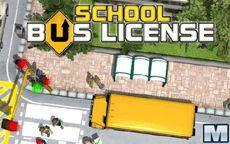 School Bus Licence - Patente per Autobus