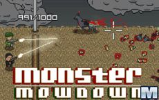 Monster Mowdown