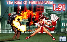 King Of Fighters Wing 3