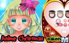 Anime Christmas Makeover