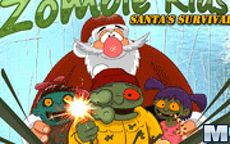 Zombie Kids - Santa's Survival