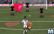 Cristiano Ronaldo Valentine's Day Exhibition