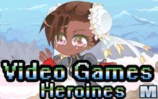 Video Games Heroines Dress Up