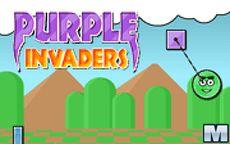 Purple Invaders