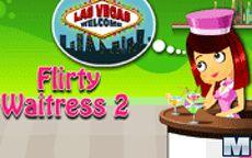 Flirty Waitress 2