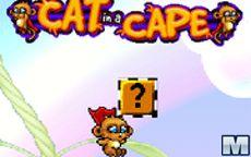 Cat In A Cape