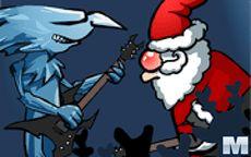 Santa Vs. Jack Frost
