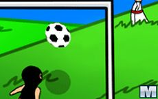 Ninja Goalkeeper