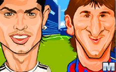 Slapathon Cristiano Ronaldo Vs. Messi