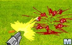 Matar Gallinas