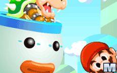 Mario War Escape