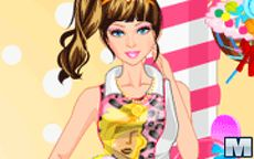 Barbie Candy Disguised