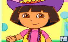 Dora Adventure Dress Up