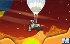 Mars Adventures – Curiosity Parking