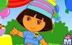 Dora Super Silly Costume Maker