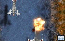 Air-Strike In Space