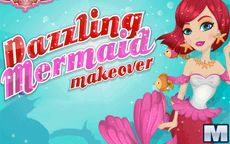 Dazzling Mermaid Makeover