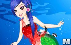 Teenage Mermaid