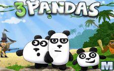 3 Pandas Good