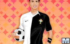 Cristiano Ronaldo Dress Up