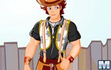 Chic Cowboy Dressup