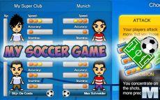 My Soccer Game