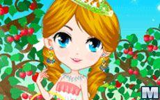 Little Cherry Princess
