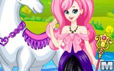White Horse Princess