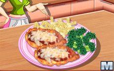 Cucina Con Sara: pollo alla parmigiana