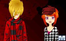 Noah & Jinky Dress Up