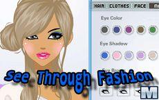 See Through Fashion