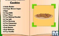 Fantastic Chef 3 - Oatmeal Raisin Cookies
