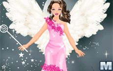 Angel Girl Dress Up
