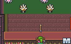 The Legend of Zelda Mini Game