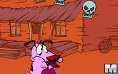 Leone il cane fifone e Halloween!