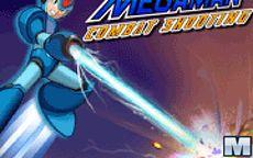 Megaman Combat Shooting