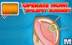 Operate Now: Epilepsy Surgery - Operazione Delicata