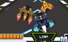 Ben 10 Speed Racer
