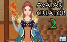 Video Game Avatar Creator 2