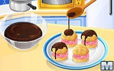 Cucina con Sara: Profitterol con Gelato