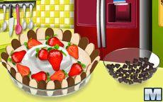 Cucina con Sara - Torta di Mousse al Cioccolato