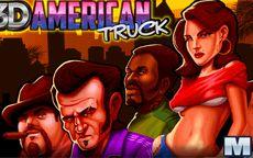 3D American Truck