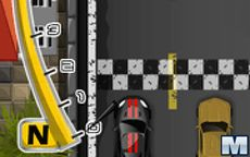 Supercar Drag Racing